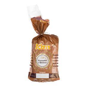 Pão de Forma Castanha e Quinoa Kim 400g