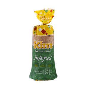 Pão de Forma Integral Kim 500g