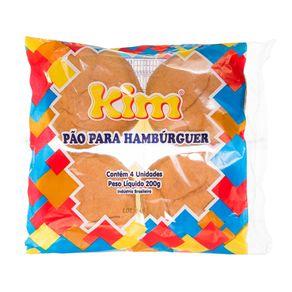 Pão de Hamburguer Kim 200g