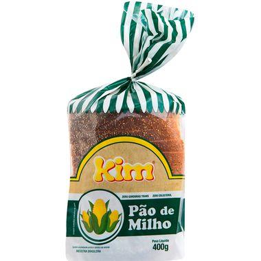 Pão de Milho Kim 400g