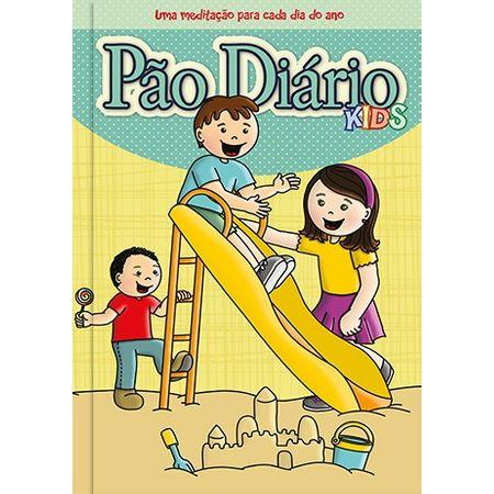 Pão Diário Kids Brochura