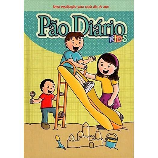 Pao Diario Kids - Capa Dura - Rbc
