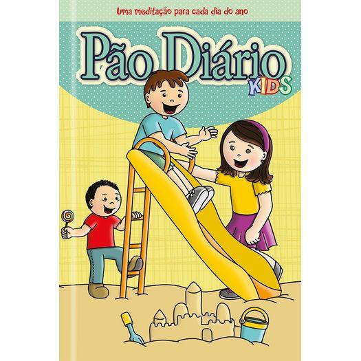 Pao Diario Kids - Rbc