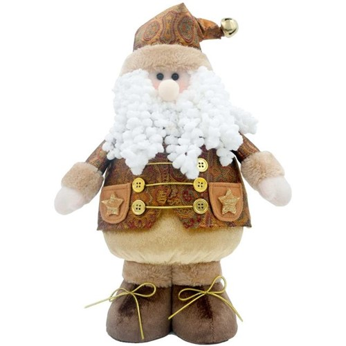 Papai Noel em Tecido 35cm Havan ST08518 DIVERSOS