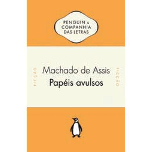 Papeis Avulsos - Penguin e Companhia
