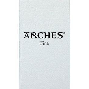 Papel Aquarela Arches 300 G/m² Grain Fine 56 X 76 Cm