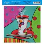Papel Arte Francesa Litoarte Cozinha Afxv-073