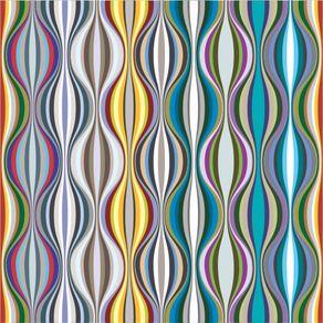 Papel de Parede Adesivo Abstrato Coerência AB14050