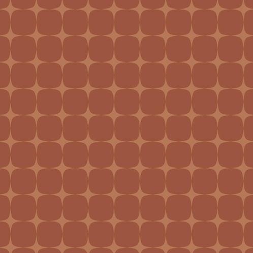 Papel de Parede Adesivo Abstrato Geométrico Estrelado