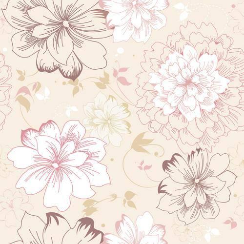 Papel de Parede Adesivo - Floral - 056ppb