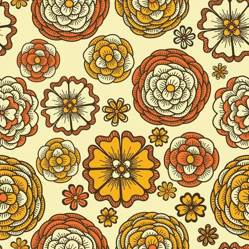 Papel de Parede Adesivo - Flores - N0068