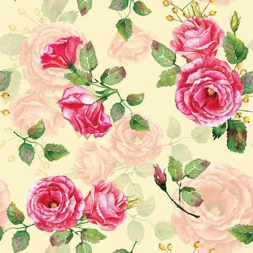 Papel de Parede Adesivo - Flores - N0093