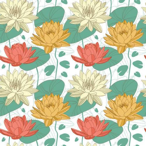 Papel de Parede Adesivo - Flores - N0131