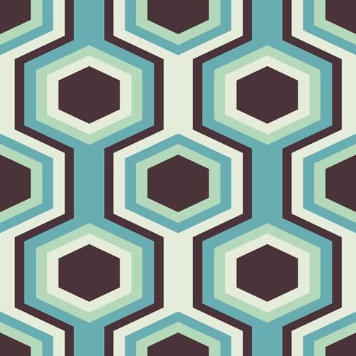 Papel de Parede Adesivo - Mosaico - N0040