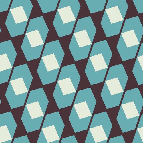 Papel de Parede Adesivo - Mosaico - N0041