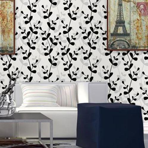 Papel de Parede Adesivo Rolo 0,58x3,00M Floral 107080382