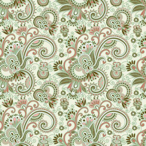 Papel de Parede Adesivo Rolo 0,58x3,00M Floral 22