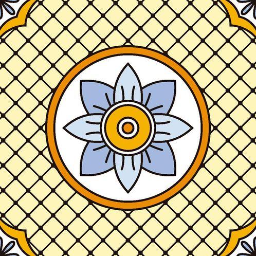 Papel de Parede Adesivo Rolo 0,58x3,00M Floral 461248339