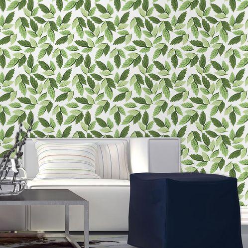 Papel de Parede Adesivo Rolo 0,58x3,00M Floral 542