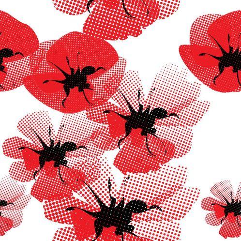Papel de Parede Adesivo Rolo 0,58x3,00M Floral 684