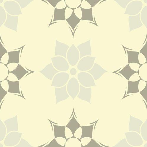 Papel de Parede Adesivo Rolo 0,58x3,00M Floral 37
