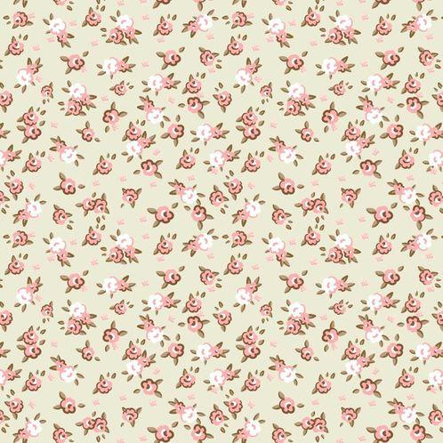 Papel de Parede Adesivo Rolo 0,58x3,00M Floral 99478973