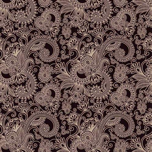 Papel de Parede Adesivo Rolo 0,58x3,00M Vintage 449