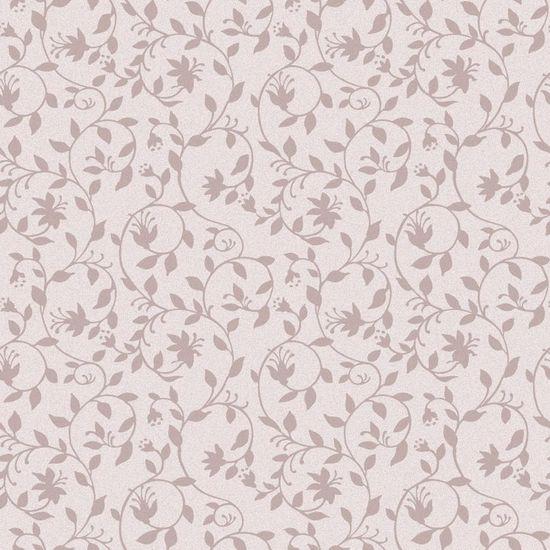 Papel de Parede Beautiful Home Floral I Vinilico Rose