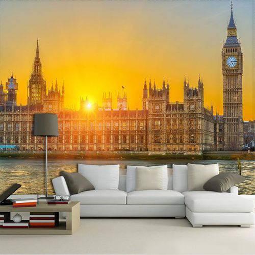 Papel de Parede 3d | Cidades Inglaterra 0004 - Adesivo de Parede
