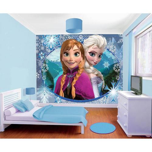 Papel de Parede da Frozen 0001 - Adesivo de Parede