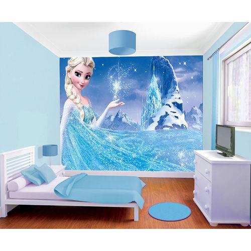 Papel de Parede da Frozen 0004 - Adesivo de Parede