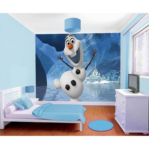 Papel de Parede da Frozen 0006 - Adesivo de Parede