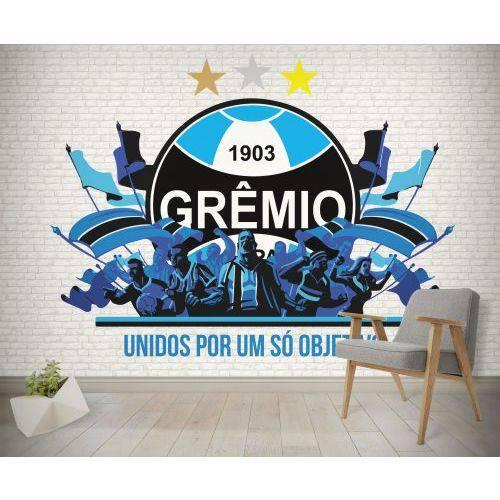 Papel de Parede Grêmio Tijolinho