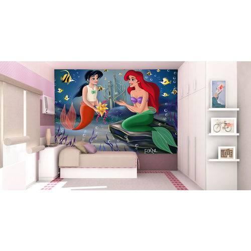 Papel de Parede Infantil Ariel 0011 - Adesivo de Parede