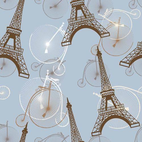Papel de Parede Paris 3,00m X 59cm