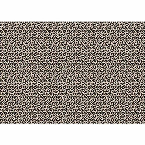 Papel Decoupage 34,3x49cm Pele de Onça PD-209 - Litoarte