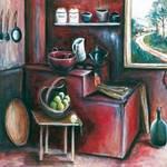 Papel Decoupage Arte Francesa Grande Cozinha LFQG45 - Litocart
