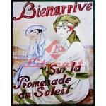 Papel Decoupage Arte Francesa Média LFM-37 Litocart