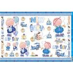 Papel Decoupage Grande My Boy PD-019 Litoarte