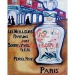Papel Decoupage Paris Arte Francesa Média LFM-36 Litocart