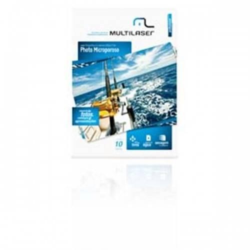 Papel Multilaser Fotografico Microporoso Pe018