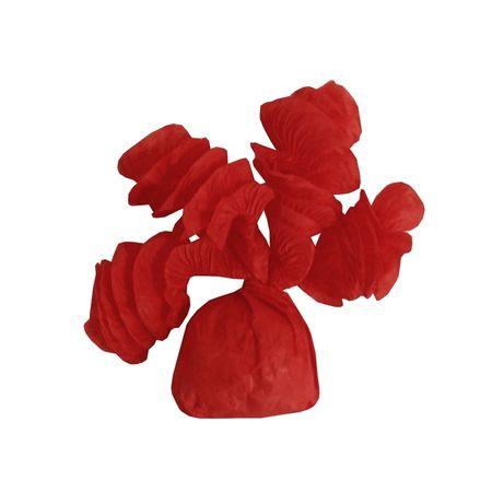 Papel para Balas Rococó Vermelho - 40 Unidades