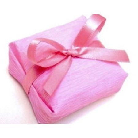 Papel para Bem Casado Rosa - 40 Unidades