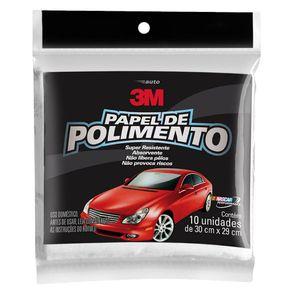Papel Polimento Autom. C/10Pçs 4128193 3M
