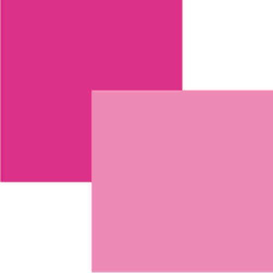 Papel Scrap Basico Pink KFSB55 - Toke e Crie By Ivana Madi