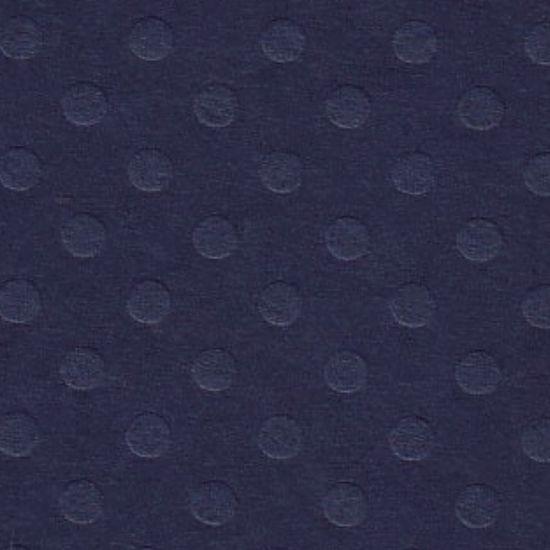 Papel Scrapbook Cardstock Azul Noite PCAR480 - Toke e Crie
