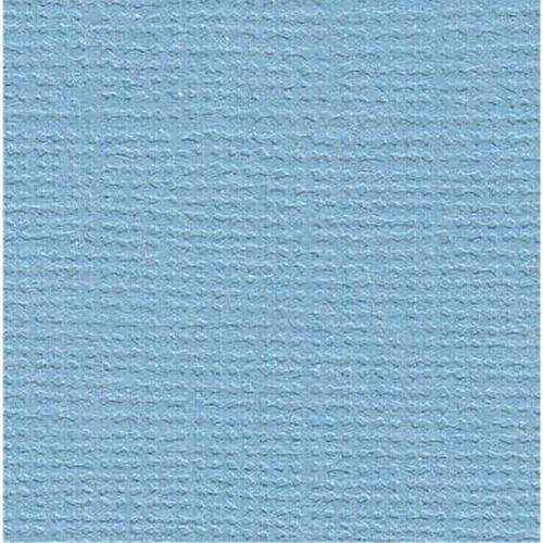 Papel Scrapbook Cardstock - PCAR026 - Azul Mar - Toke e Crie