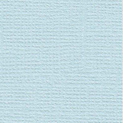 Papel Scrapbook Cardstock PCAR027 Azul Pastel