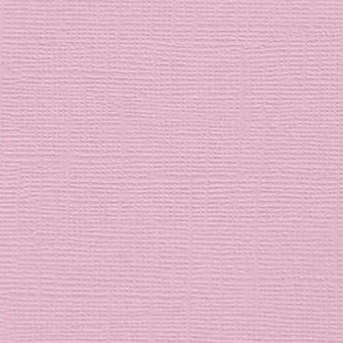 Papel Scrapbook Cardstock PCAR028 Rosa Pastel