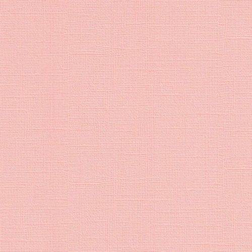 Papel Scrapbook Cardstock - PCAR450 - Liso Rosa Pastel